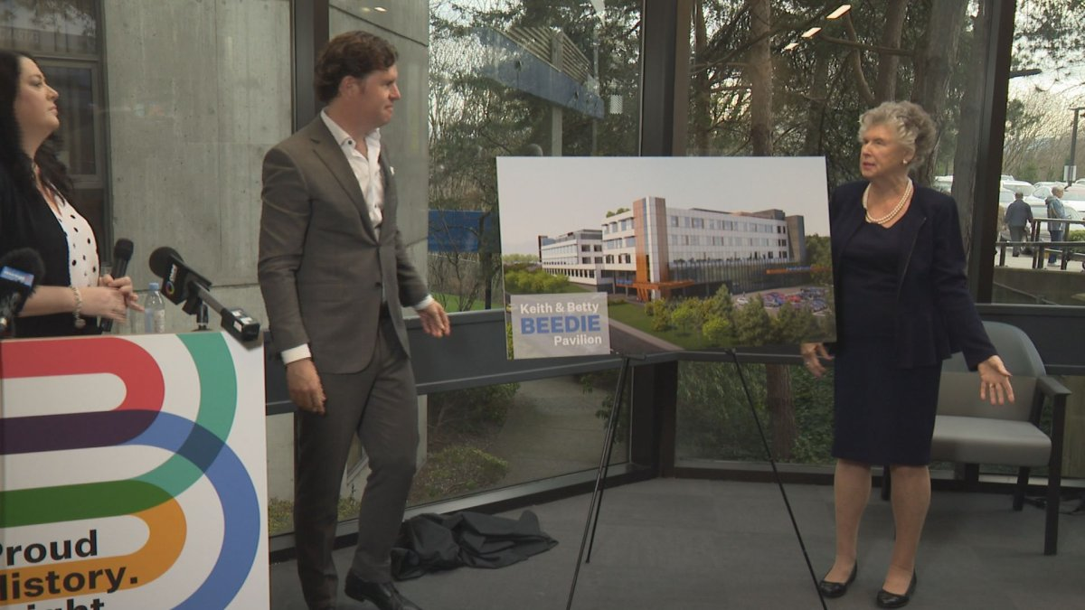 Burnaby residents donate $8 million to new hospital