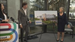 Continue reading: Burnaby Hospital redevelopment gets big boost as new fundraising campaign launched