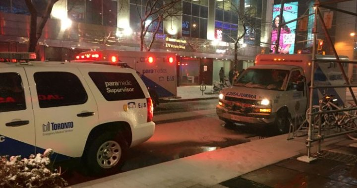 7 assessed, 5 treated with naloxone, after suspected overdoses at Toronto Public Health clinic