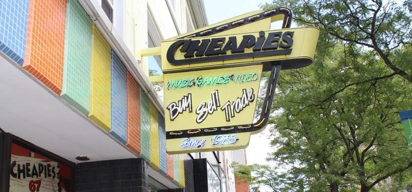 The owner of Cheapies Records and Tapes has announced the downtown Hamilton store is closing after 40 years.