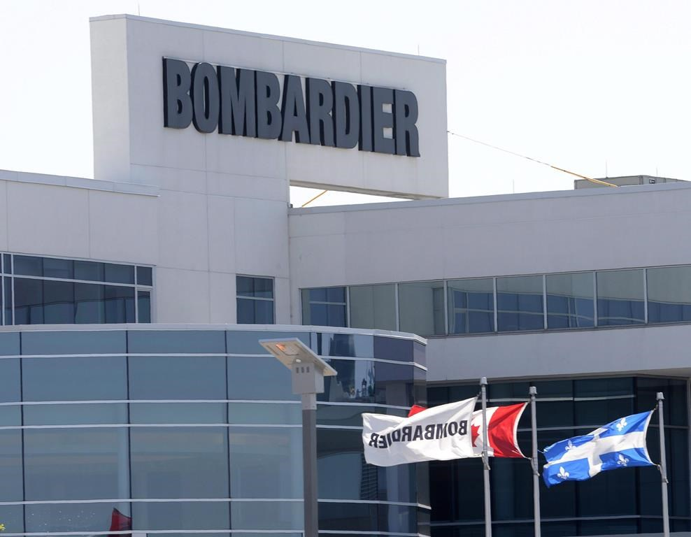 Bombardier Inc. says it will resume production in Quebec as of May 11.