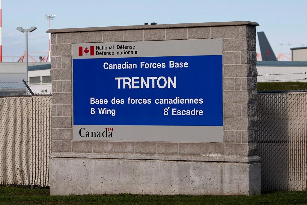 Assunta and John Gerretsen are among the Canadians quarantined at CFB Trenton after being repatriated from the Grand Princess cruise ship.