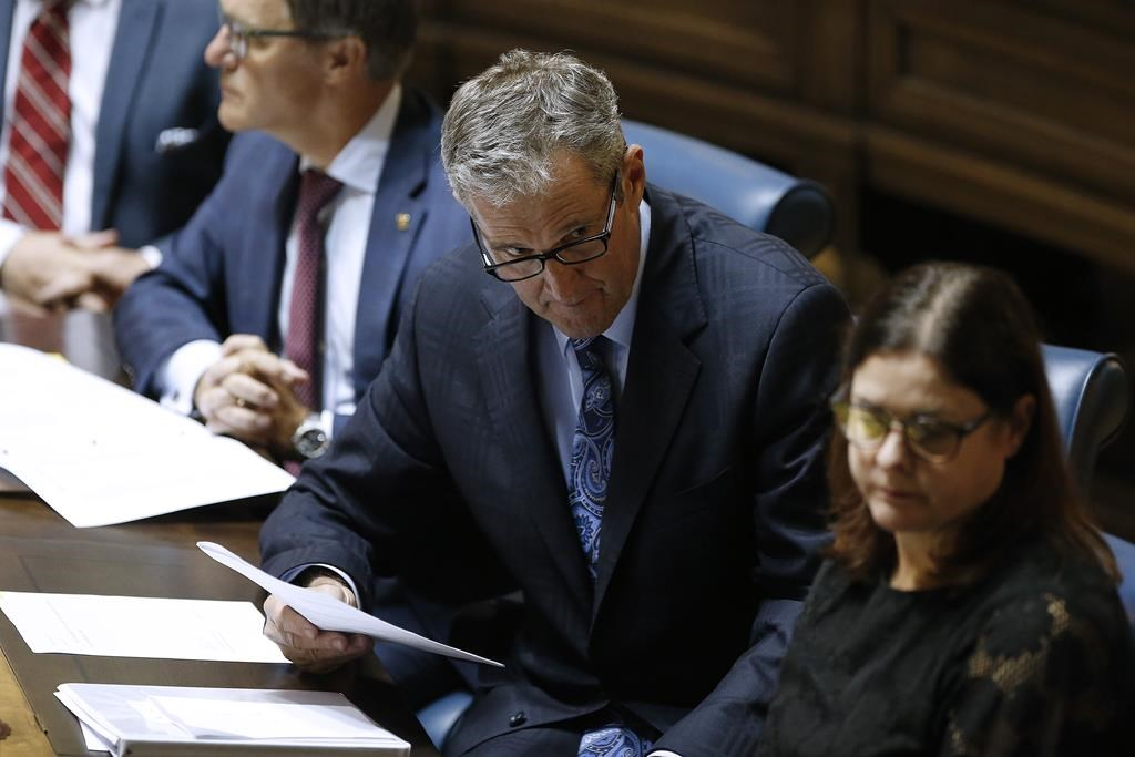 Manitoba's Progressive Conservative government will release its annual budget on March 11.