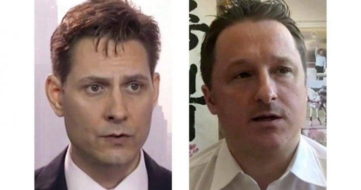 Former detainees urge card writing to bring 'hope' to Kovrig, Spavor during 3rd Christmas in China