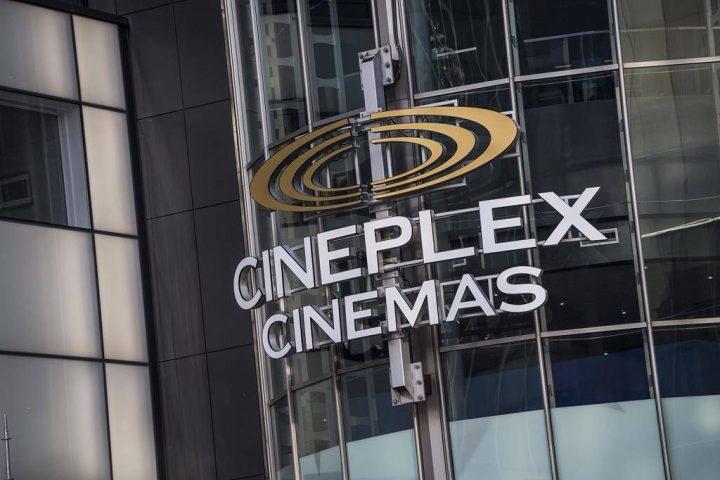Cineplex theatre at Yonge and Eglinton in Toronto on Monday Dec. 16, 2019.