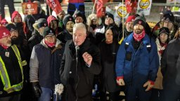 Continue reading: No deal reached: Unifor restores blockade around Regina's Co-op Refinery