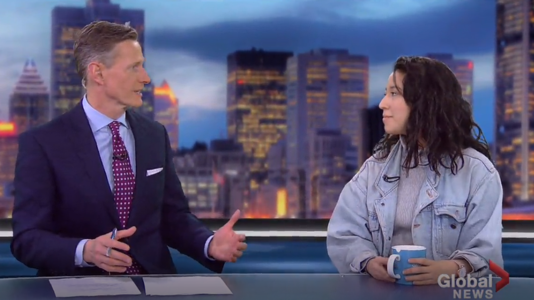 Tim Sargeant speaks with climate activist Ashley Torres on the future of climate strikes in Montreal.
