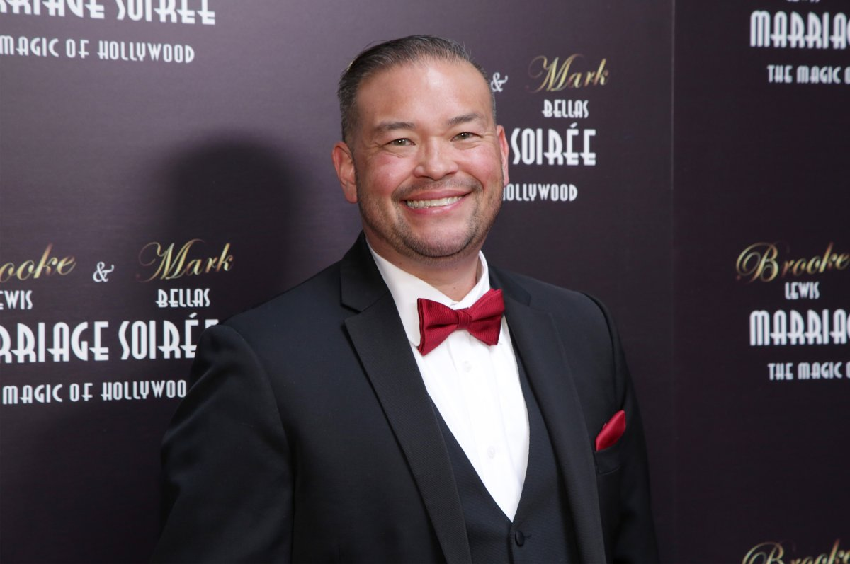 Jon Gosselin attends Brooke & Mark's Marriage Soiree 'The Magic Of Hollywood' at the Houdini Estate on June 01, 2019 in Los Angeles, California.