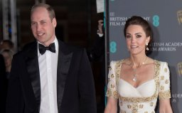Continue reading: Prince William speaks out about lack of diversity at BAFTAs