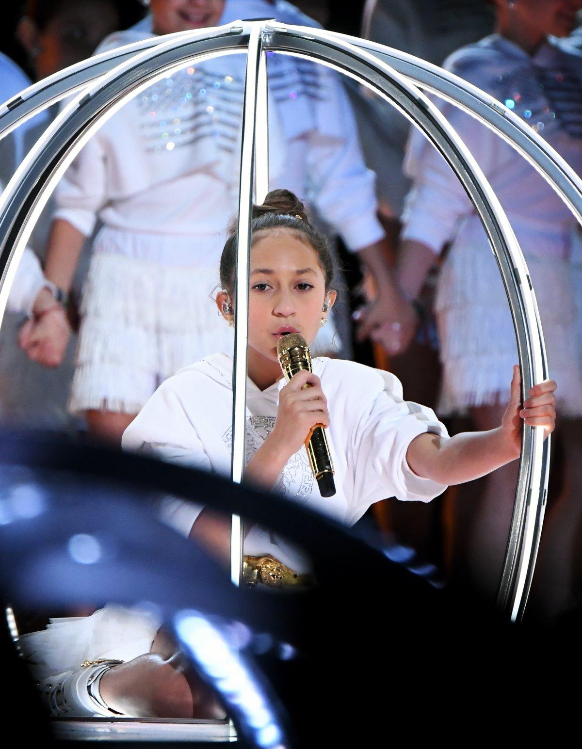 Jennifer Lopez Reflects On Super Bowl Halftime Show Kids In Cages Moment National Globalnews Ca