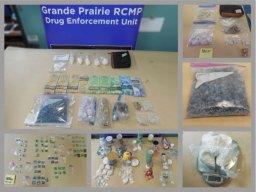 Continue reading: 1 kilo of fentanyl, nearly half a kilo of coke seized from Grande Prairie home: RCMP
