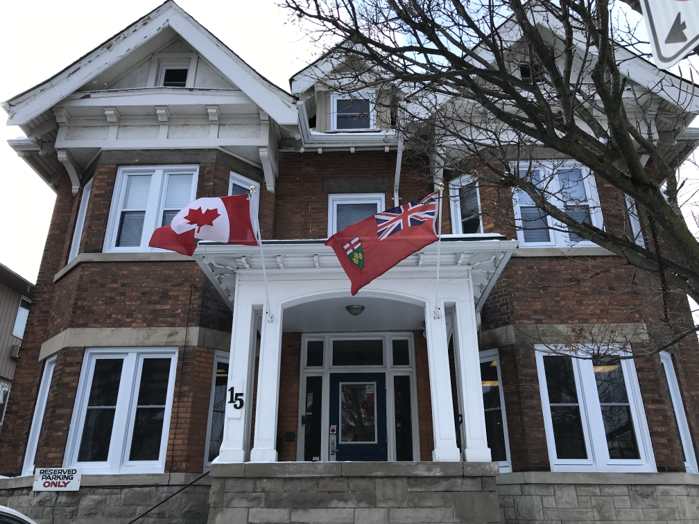 Hamilton's Wayside House is getting a chunk of provincial funding to improve its infrastructure for the men who spend their three months in recovery at the Charleton Avenue facility.
