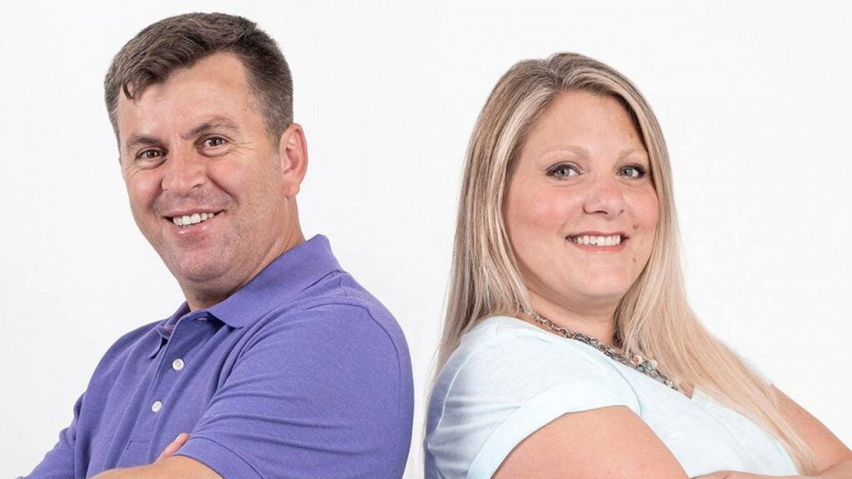 Mursel and Anna from TLC's '90 Day Fiancé.'.