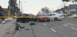 Continue reading: Quebec man charged in Tuesday afternoon Toronto collision that seriously injured 3 teens
