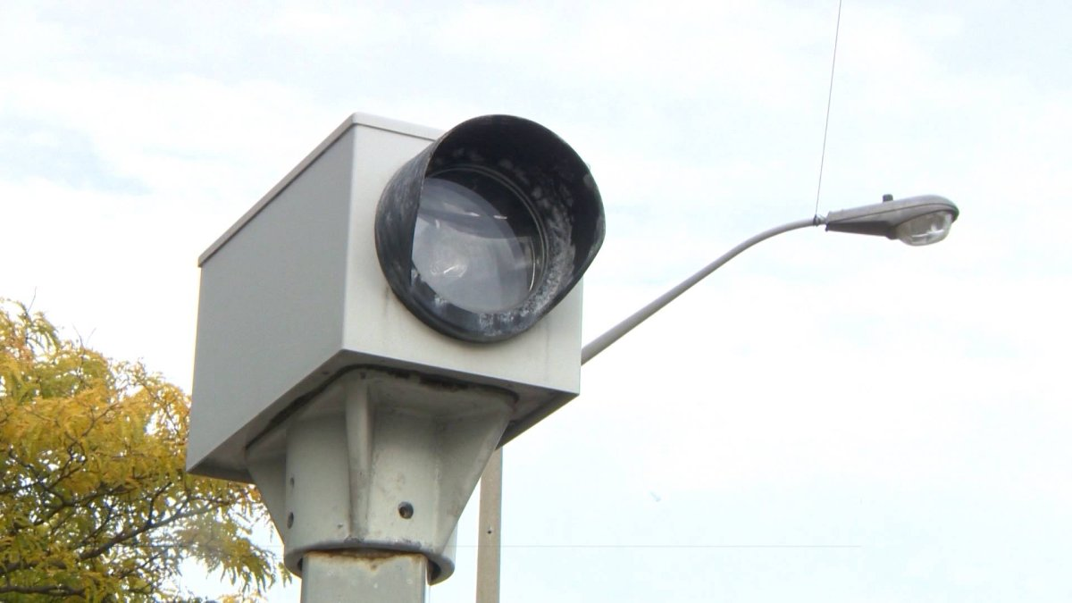 Hamilton collected millions in fines after catching over 20,000 drivers in 2019 through it's red light camera program.