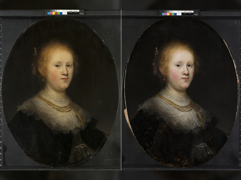 A Pennsylvania art gallery thought the Rembrandt it had was a knock-off. Turns out, it's the real thing.