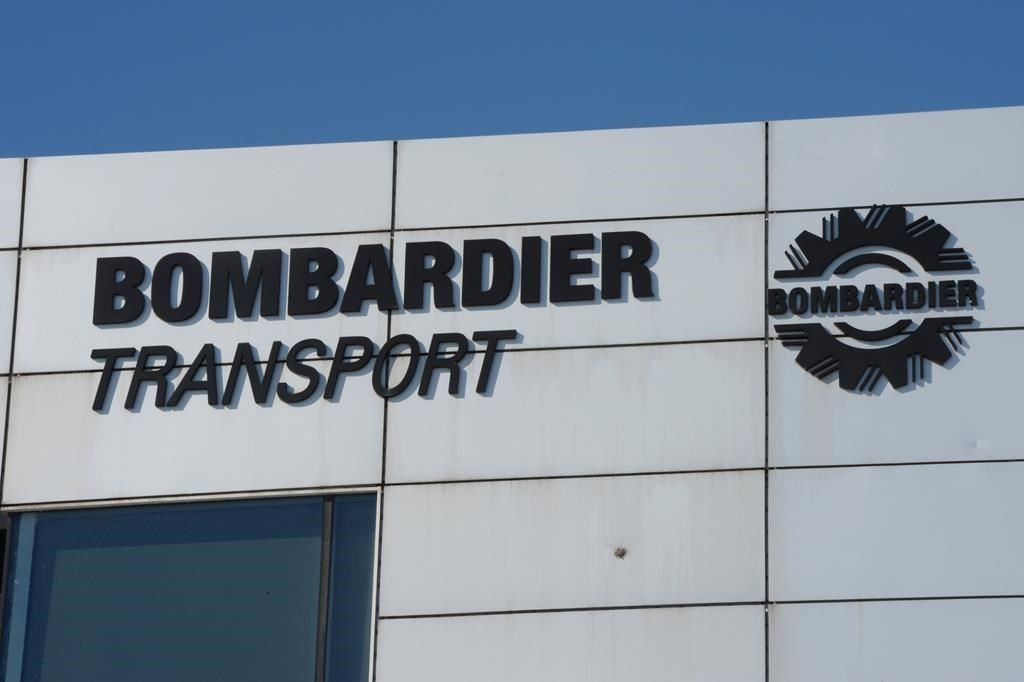 Bombardier says ridership has dropped by 90 per cent due to the impact of the pandemic, prompting a reduction in service levels.