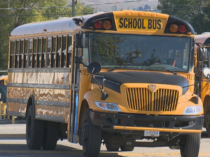 School has been cancelled in Nakusp because busses cannot get past downed power lines on the road.