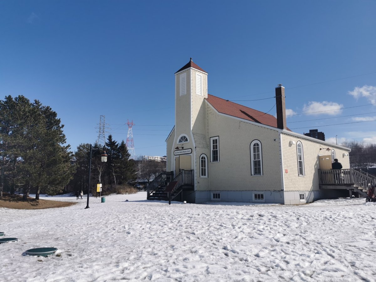 The Africville Museum is a replica of the Seaview United Baptist Church, considered to be the heart of Africville.