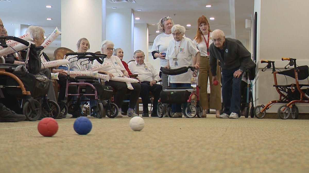 The 11th annual All Seniors Care Seniors Games kicked off across the country on Monday, including in Regina.