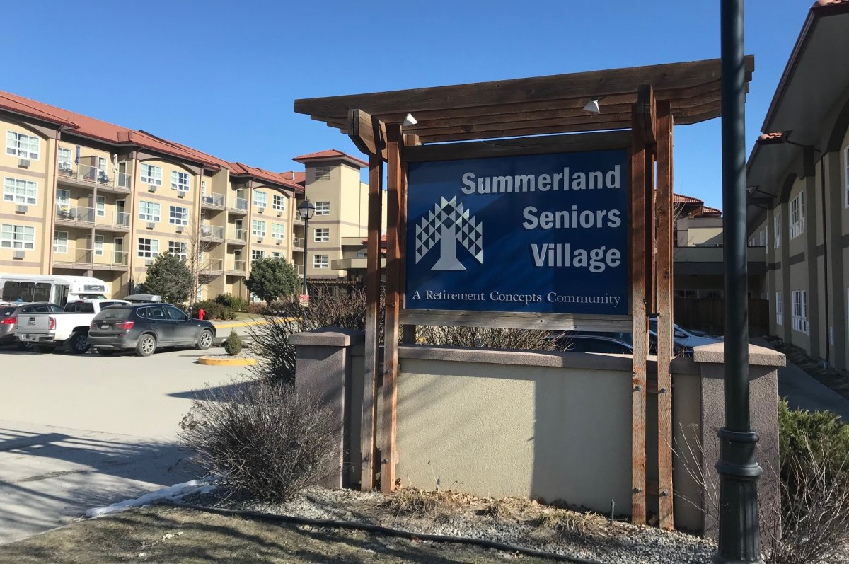 An administrator has been appointed by Interior Health's Board of Directors to manage the day-to-day long-term care operations of Summerland Seniors Village.