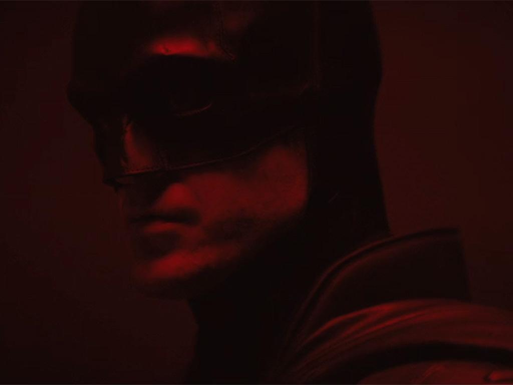 Robert Pattinson as Batman in a screen test for Matt Reeves' upcoming DC Comics film, 'The Batman.'.