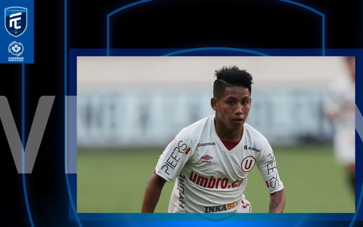 FC Edmonton's 2020 roster is is beginning to take shape as the team announced another addition on Wednesday with the signing of 22-year-old midfielder Raúl Tito.
