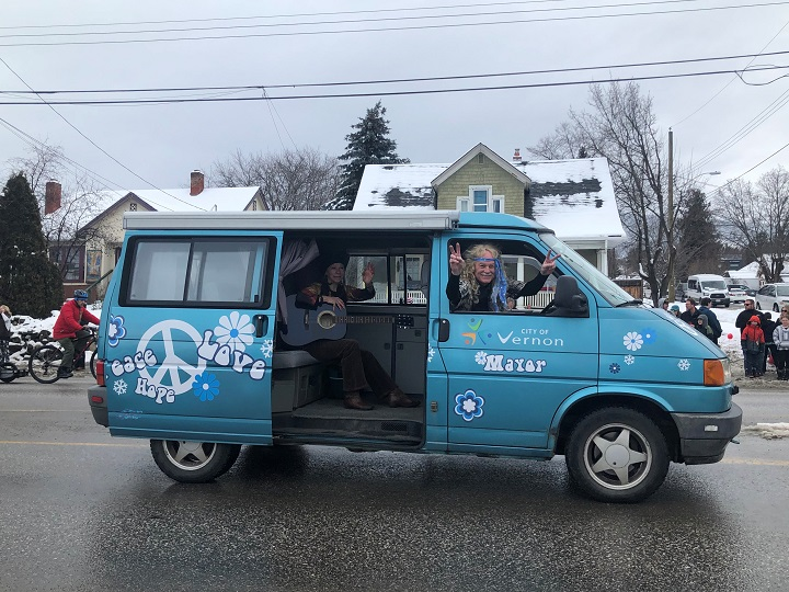 Celebrating its 60th year, the Vernon Winter Carnival is featuring a 60s theme for 2020.