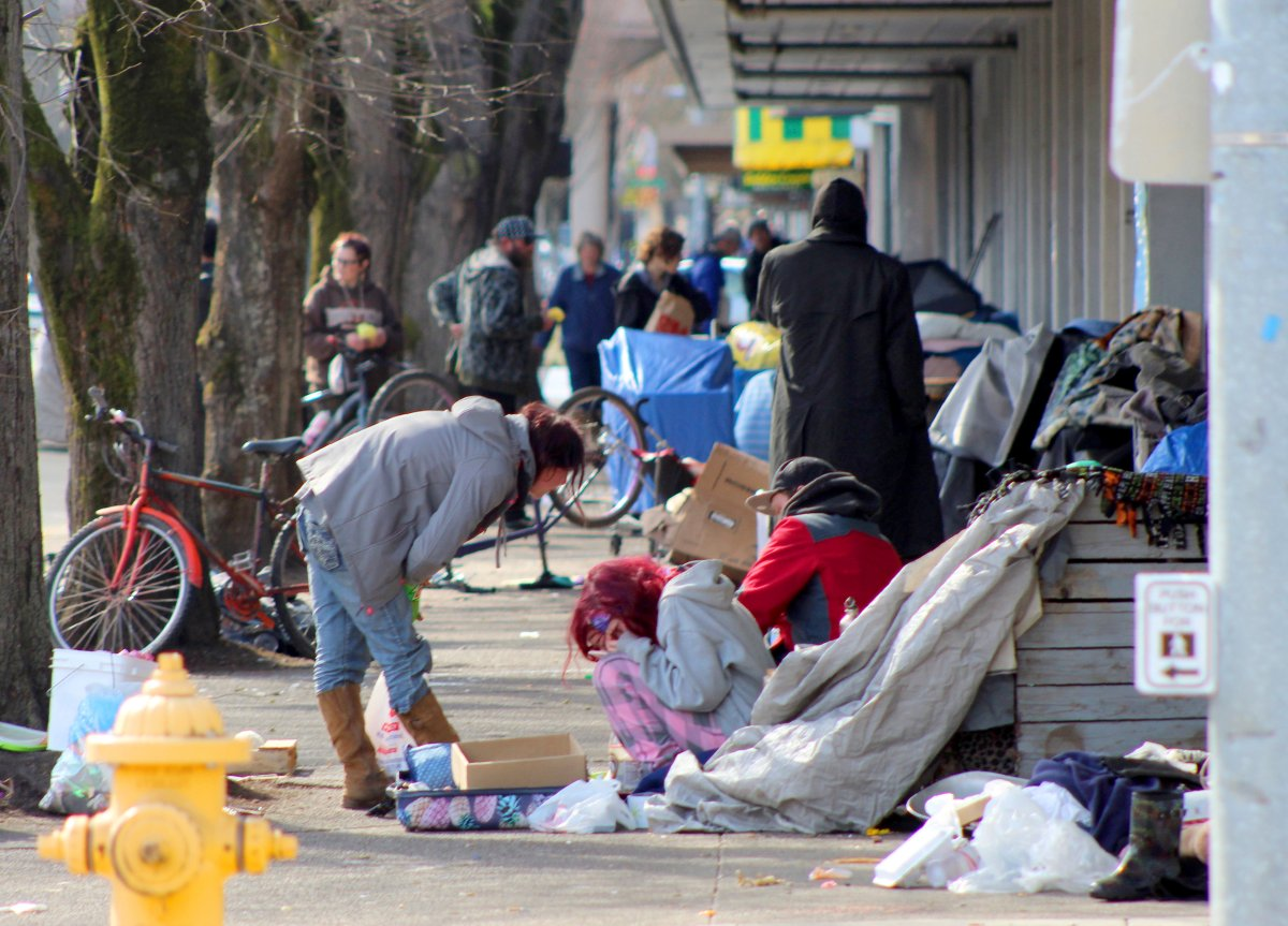 Experts say those experiencing homelessness are more vulnerable to the COVID-19 outbreak.