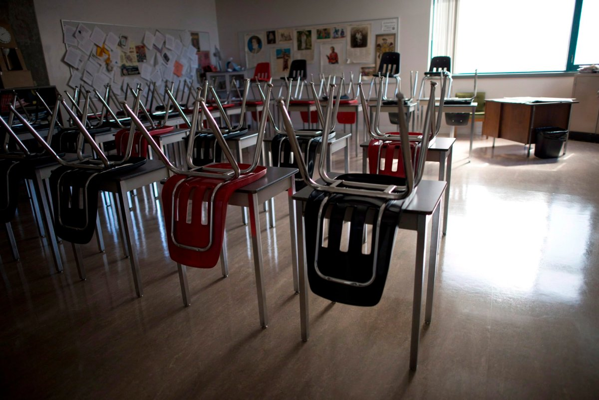 River East Transcona School Division is the latest to issue temporary layoffs.