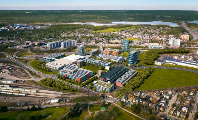 McMaster Innovation Park has announced plans for a massive expansion of its west Hamilton location.