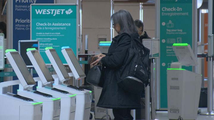 Heavy-duty cleaning measures are in place at high-traffic areas in Saskatoon's airport.