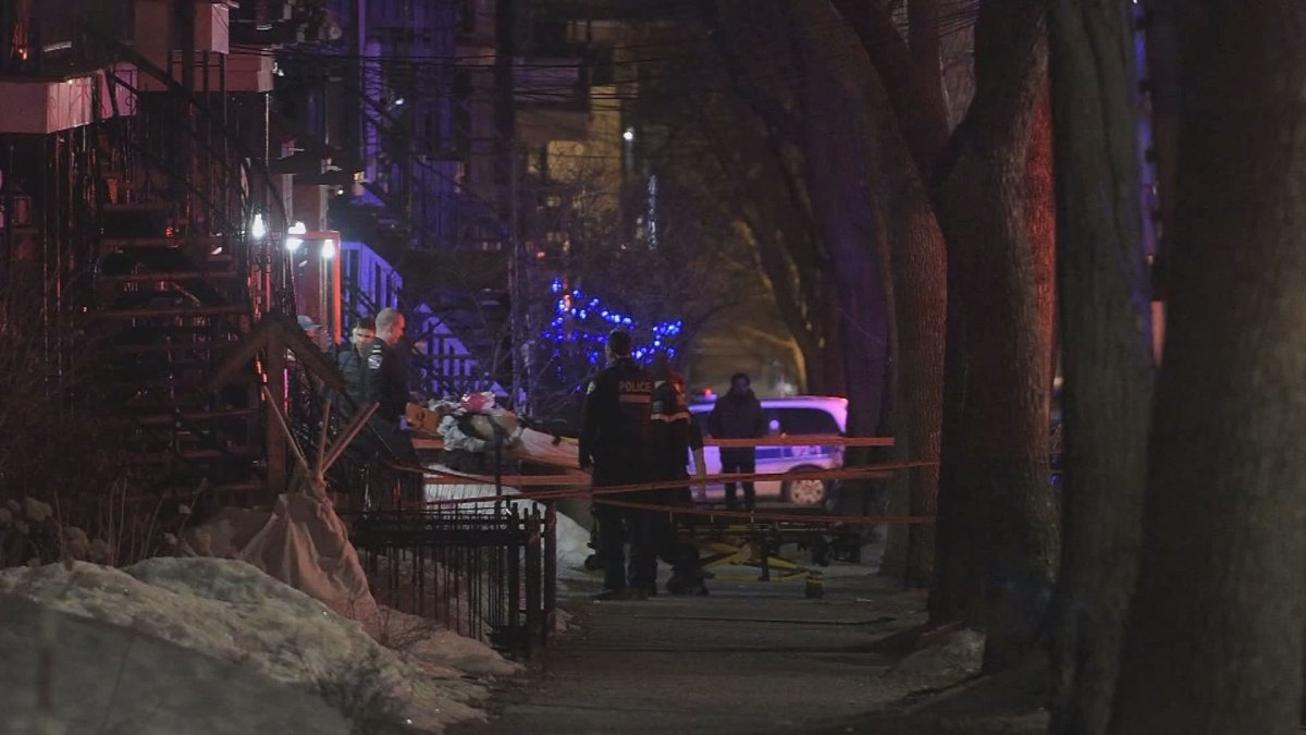 Quebec's independent police investigations office is investigating after a 54-year-old man was shot by Montreal police late the night of Wednesday, Mar. 11, 2020.