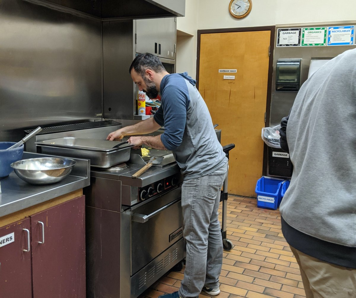 Brunswick Street Mission says it is in urgent need of volunteers to continue operating its kitchen amid the COVID-19 pandemic.