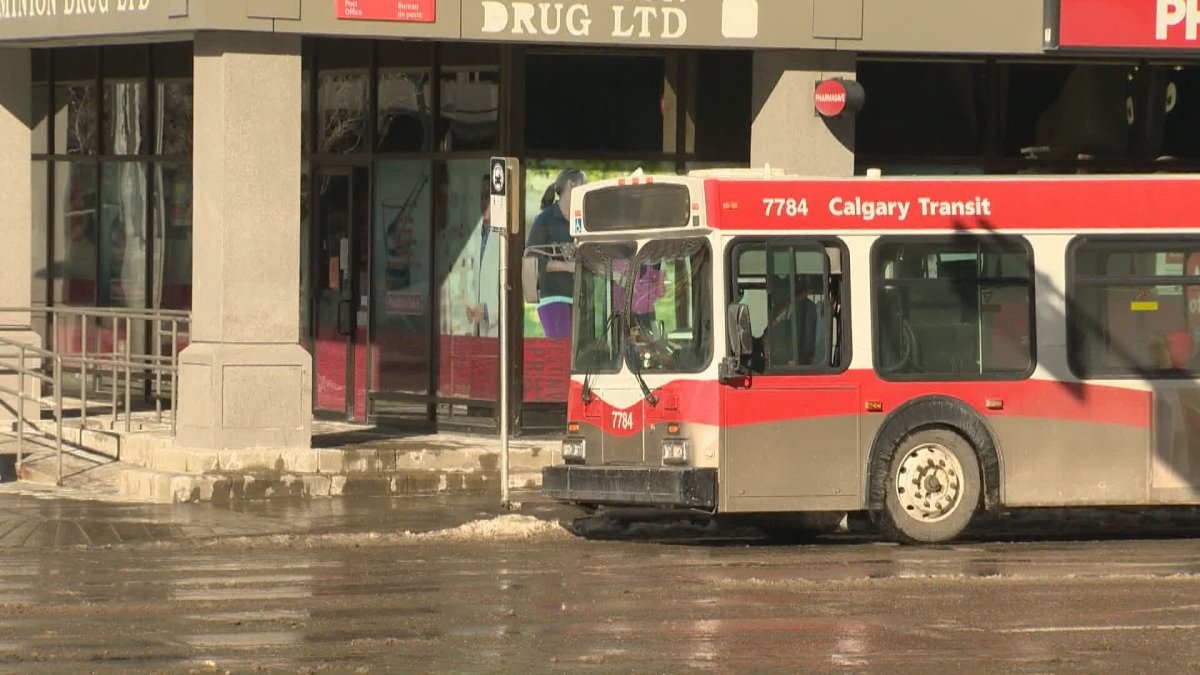 Calgary's transit operators are concerned and taking precautions to limit exposure to COVID-19.