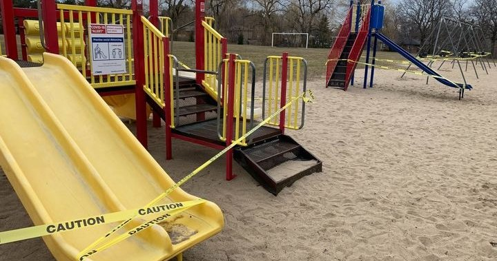 Coronavirus Toronto Issuing Fines Up To 5k For People Using Prohibited Amenities At Parks Toronto Globalnews Ca