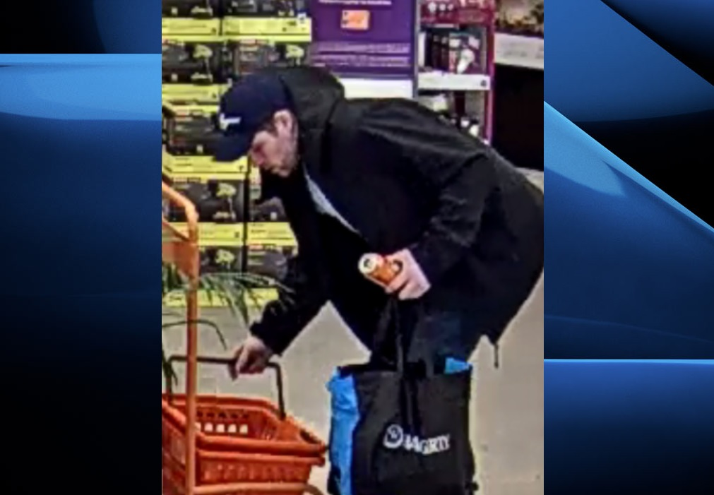 The suspect is wanted in relation to an alleged carjacking.
