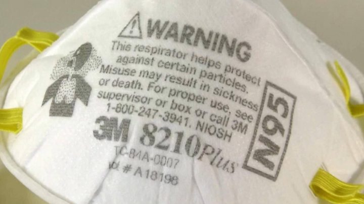 The Manitoba Nurses Union says it needs N95 masks, which it says are in short supply right now.