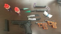 Continue reading: Oshawa man faces weapons charges following Cobourg arrest