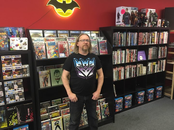 Police said three rare comic books were stolen from a Calgary man on March 11.
