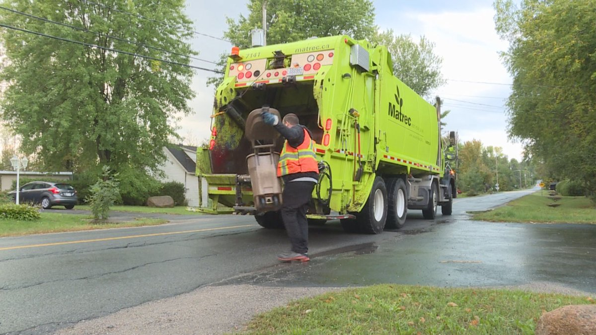 Garbage limits are returning to normal in Waterloo Region next month.