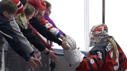 Continue reading: Calgary hosts 'bubble' camp for Canadian women's hockey team