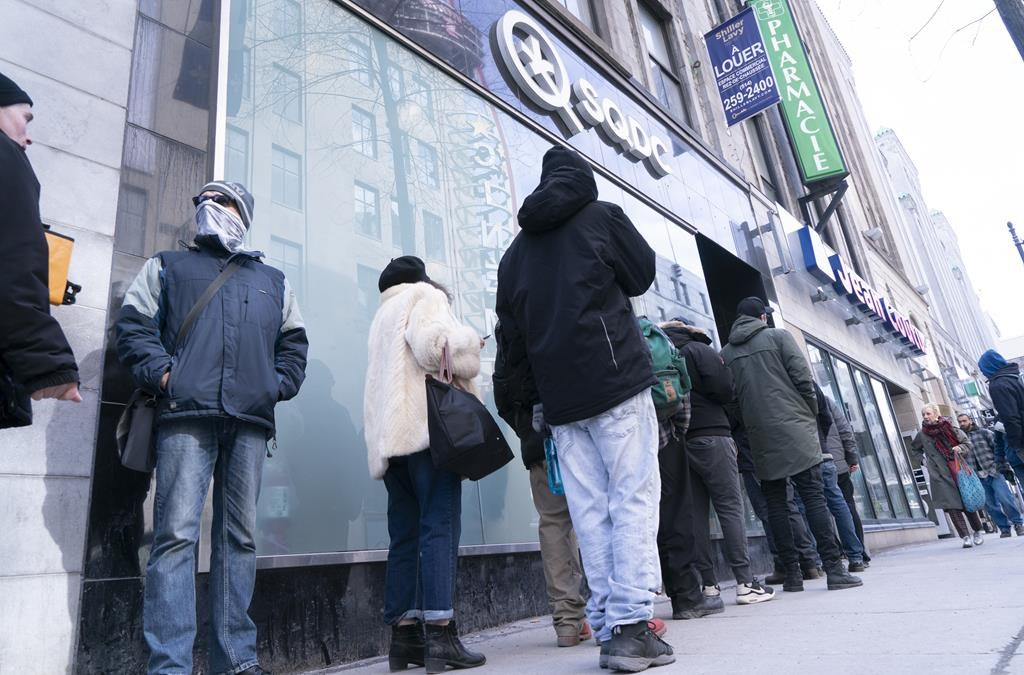 The Crown corporation is responsible for the distribution and sale of cannabis in Quebec.