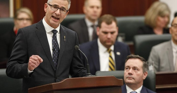 Alberta eyes post COVID economic rebound but faces big budget questions – Global News
