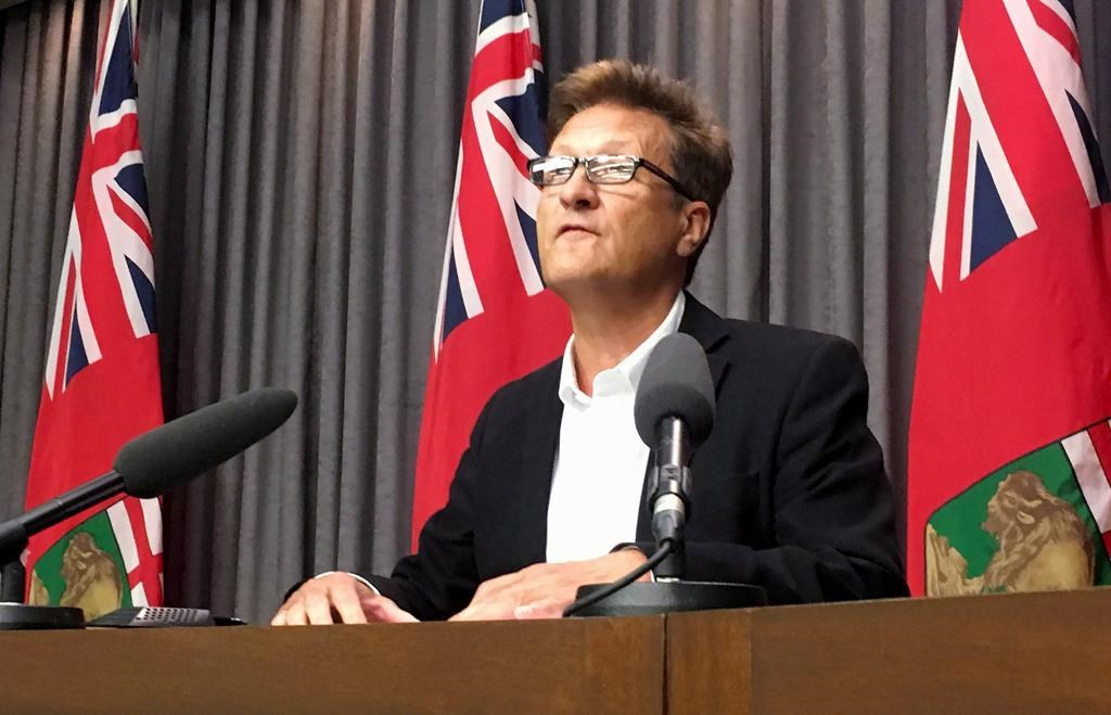 As Manitoba responds to a global pandemic, officials are forecasting the province will avoid major flooding if there is no major early April storm bringing in snow or rain, Manitoba Infrastructure Minister Ron Schuler said Tuesday.