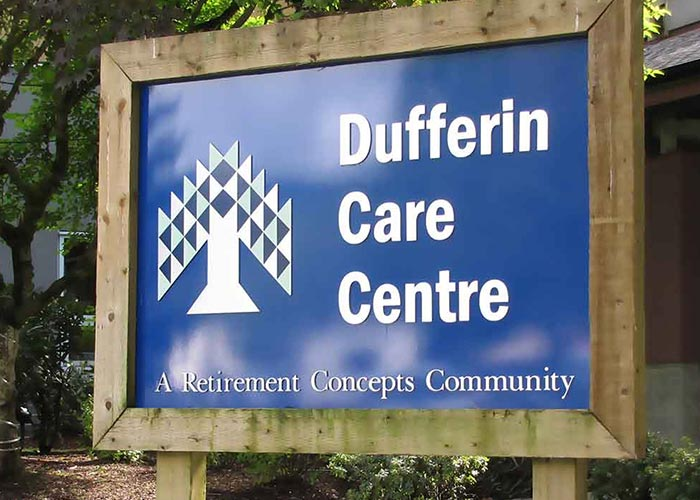 A staff member at Coquitlam's Dufferin Care Centre has been diagnosed with COVID-19.