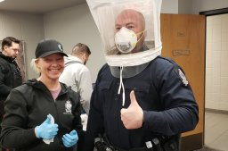 Continue reading: Regina police add officers to front line, new protective gear amid coronavirus