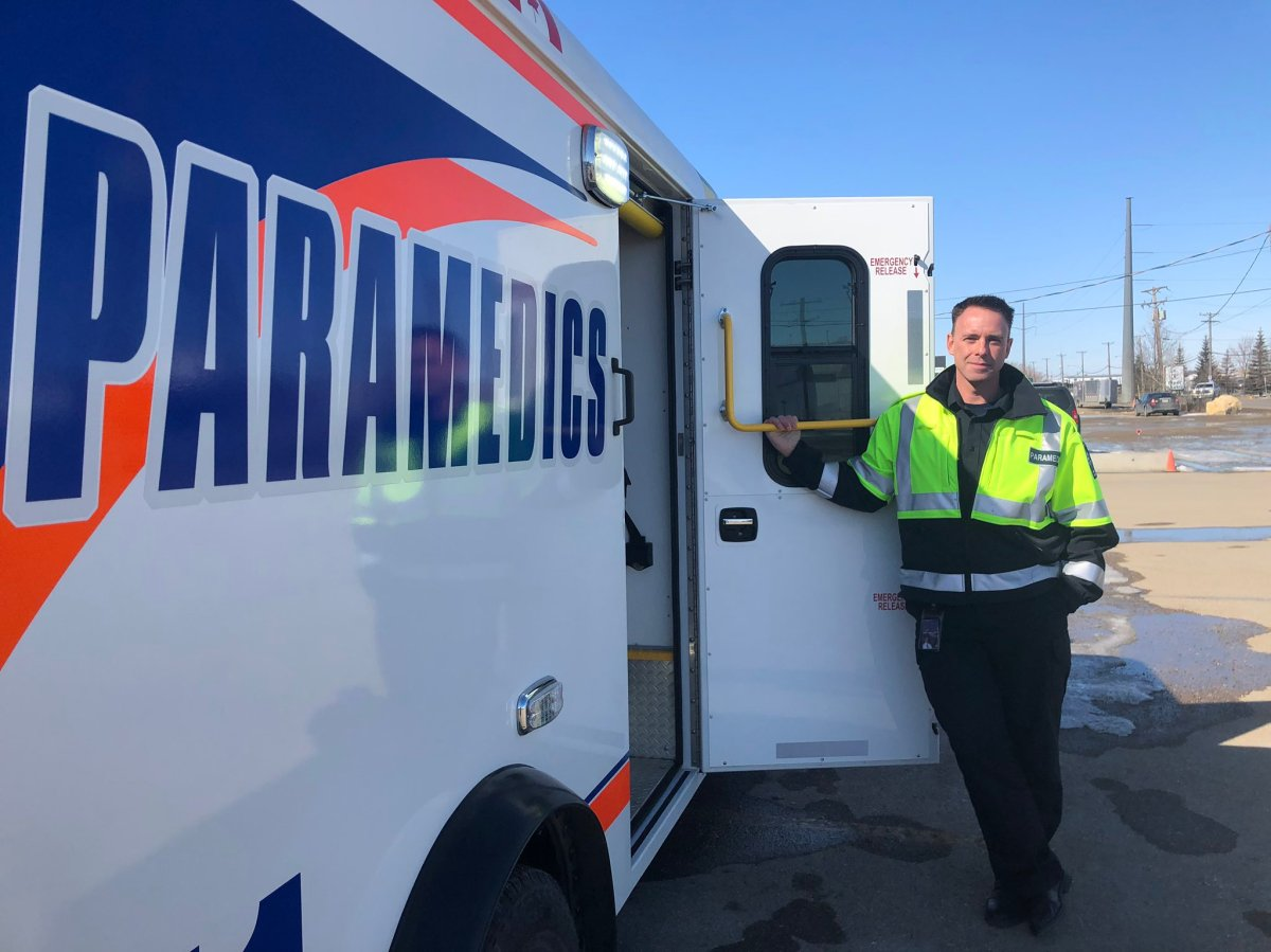 Paramedics say people in Saskatchewan need to be honest over the phone.