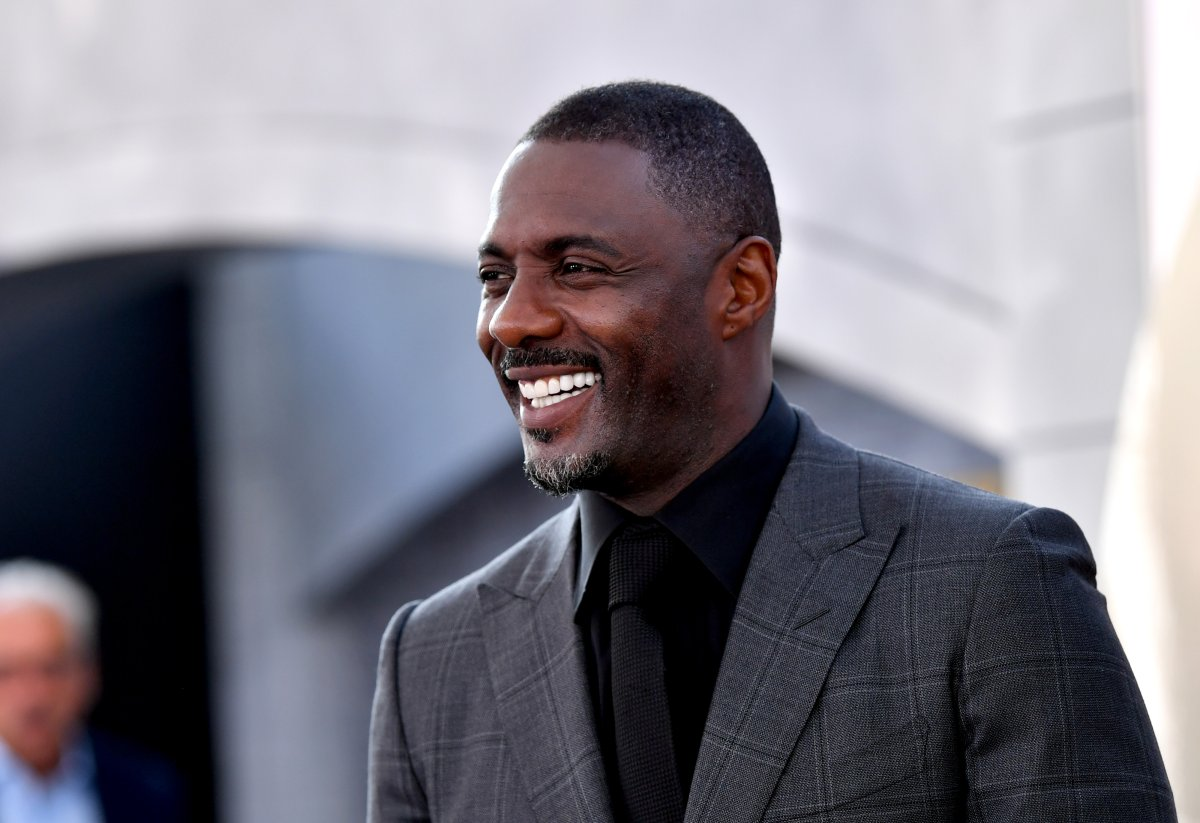 Idris Elba arrives at the premiere of Universal Pictures' 'Fast & Furious Presents: Hobbs & Shaw' at Dolby Theatre on July 13, 2019 in Hollywood, California.
