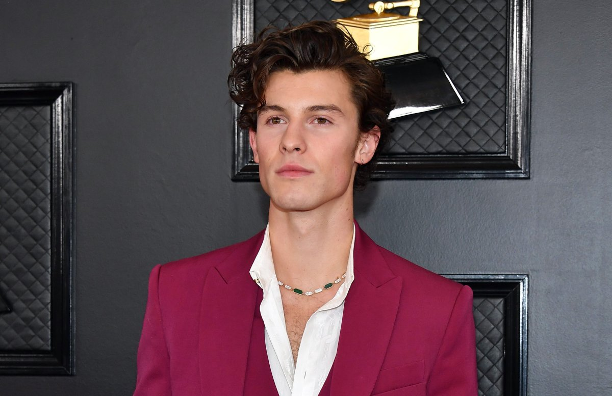Shawn Mendes attends the 62nd Annual GRAMMY Awards at Staples Center on January 26, 2020 in Los Angeles, California.